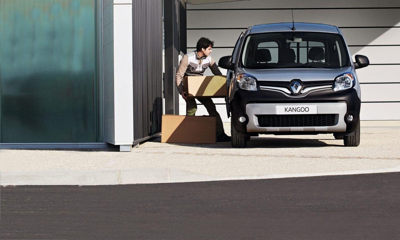 Véhicules utilitaires : Renault PRO+